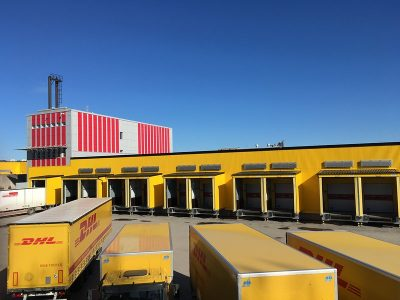 Déploiement en entrepôt de 1 000 LocusBots par DHL