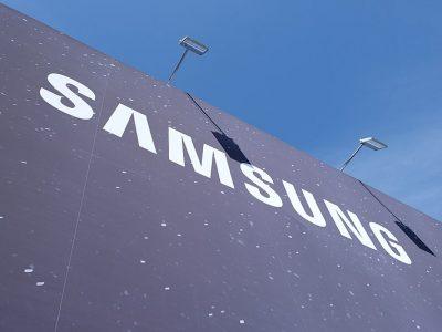Une 6e ligne de production de puce de Samsung Electronics