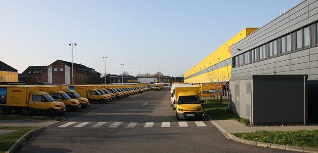 Un centre logistique santé construit par DHL Supply Chain non loin de Bruxelles